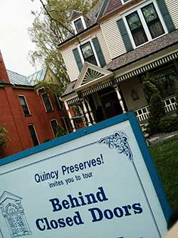 Quincy Preserves Tours & Events